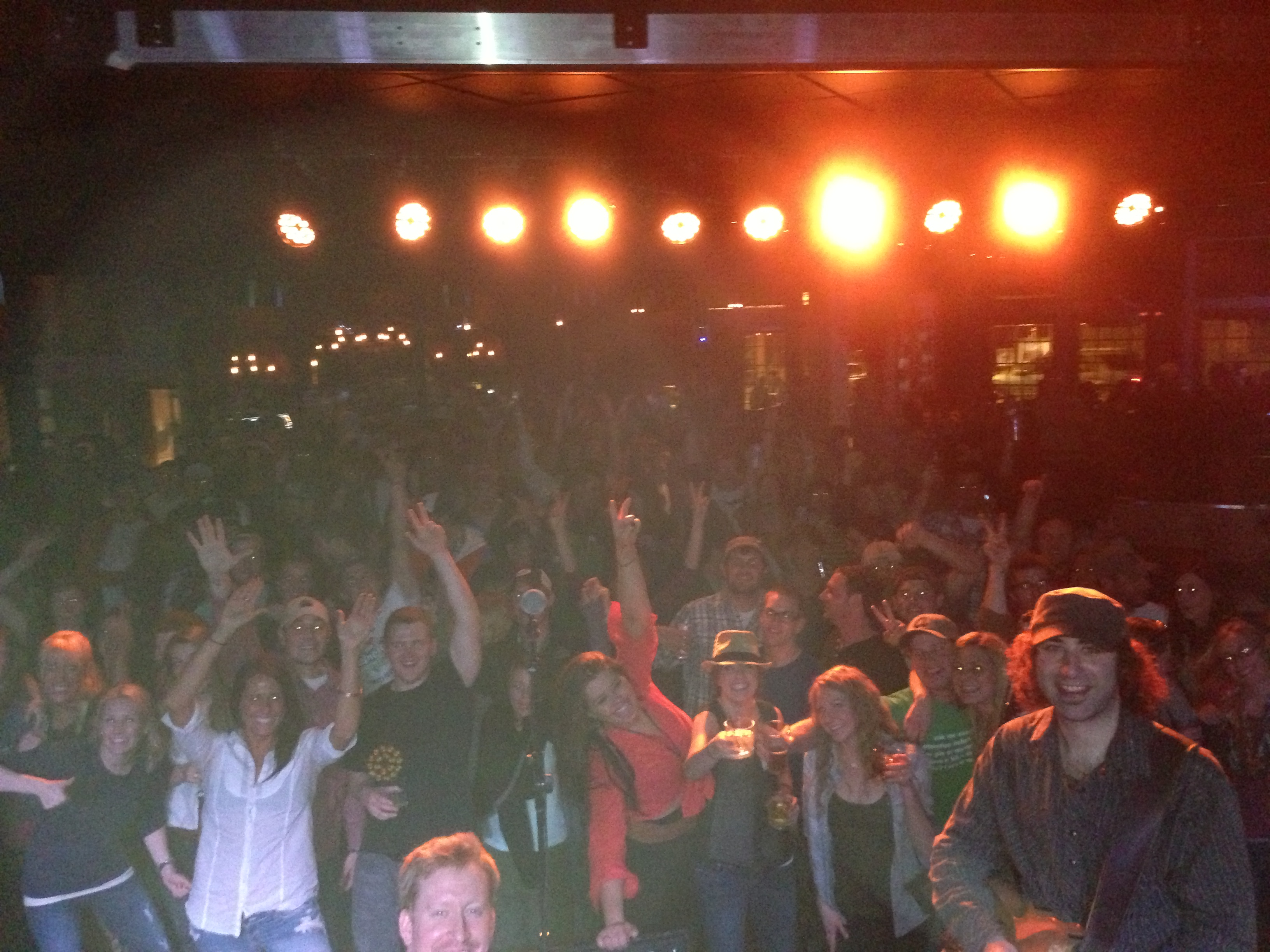 Missoula Crowd Shot