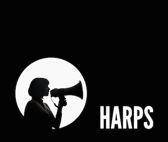 Order HARPS debut EP 'Marvelous Cheer' today!